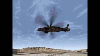 Comanche Gold Desert Endeavor Mission 2: Blackout