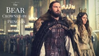 Vikings || The bear crowned by a princess  (Gisla & Rollo)