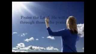 Praise The Lord With Lyrics Video Design Lyn Alejandrino Hopkins