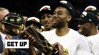 Clippers would be 2020 NBA Finals favorites if Kawhi signs in free agency – Caron Butler | Get Up