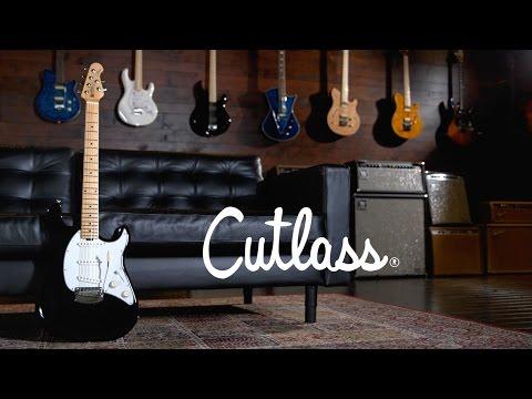 Ernie Ball Music Man Cutlass Guitar