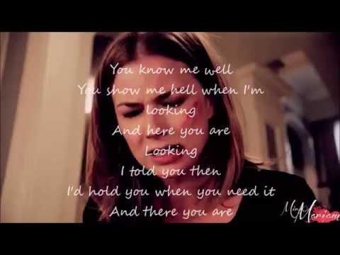 Sharon Van Etten - You Know Me Well (lyrics)