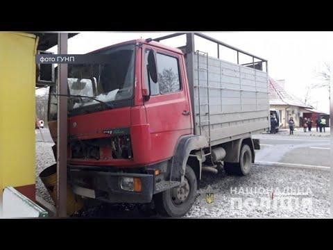 Чернівецький Промінь: ДТП на Новоселиччинні: травмувалася 61-річна пасажирка