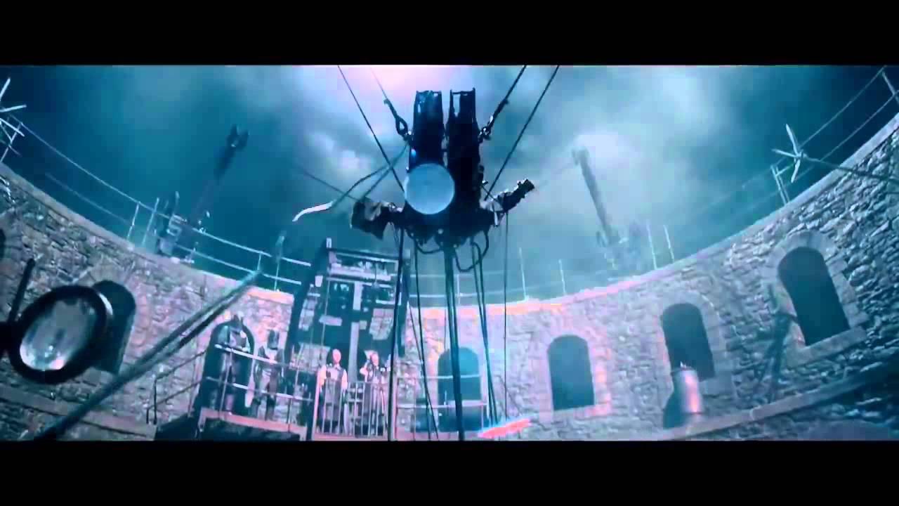 Victor Frankenstein Official Trailer #1 2015 Daniel ...