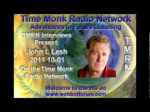 John Lamb Lash ~ TMRN 2011 10~01 Time Monk Radio Interviews Present: