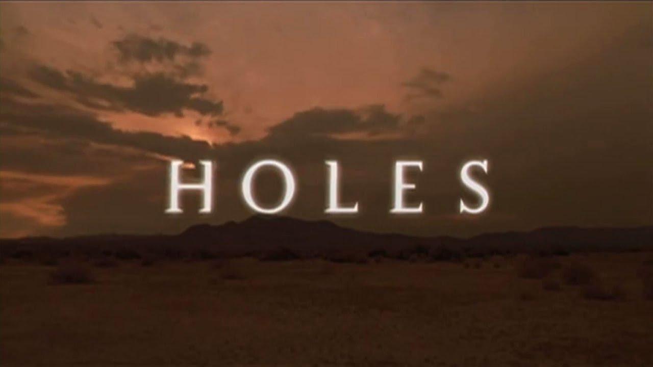 Book vs. Film: Holes - YouTube