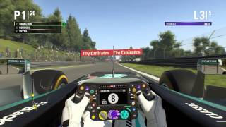F1 2015 PC Game play 1440p