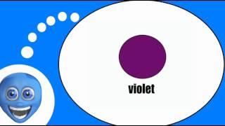 Французского видео урок = цвета