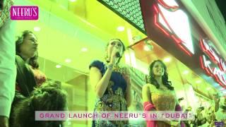 Neeru's Dubai Store launch