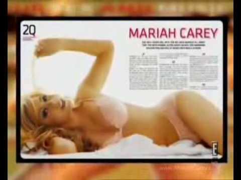 Playboy Magazine Subscription - Mariah Carey on Playboy