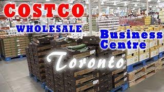 Покупки в COSTCO Business Centre | КОСТКО для бизнеса в Торонто | Жизнь в Канаде Étoile Tube CANADA