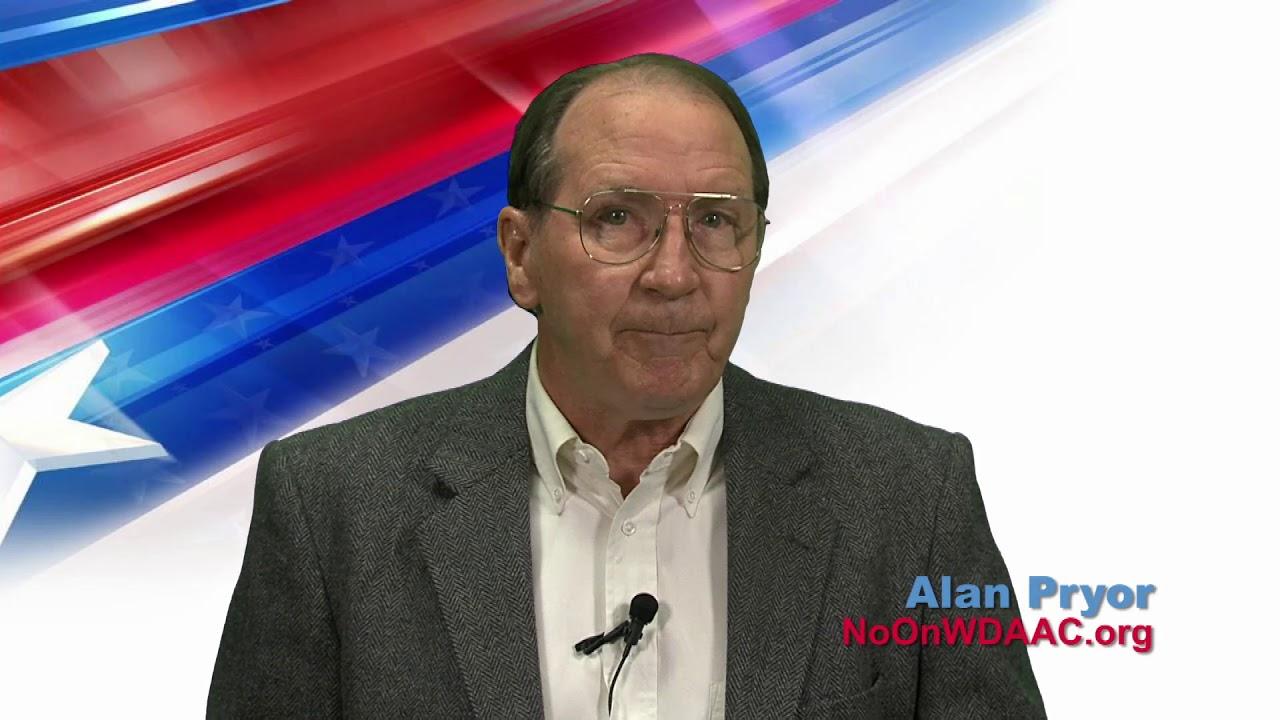 Measure L - West Davis Active Adult Community - No - Alan Pryor