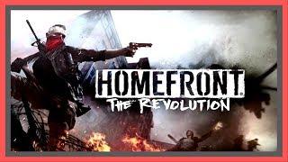 Emocionate... Homefront: The Revolution  / Xox One .