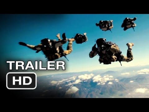 Act Of Valor (2012) Official Trailer - HD Movie - Navy SEALS streaming vf