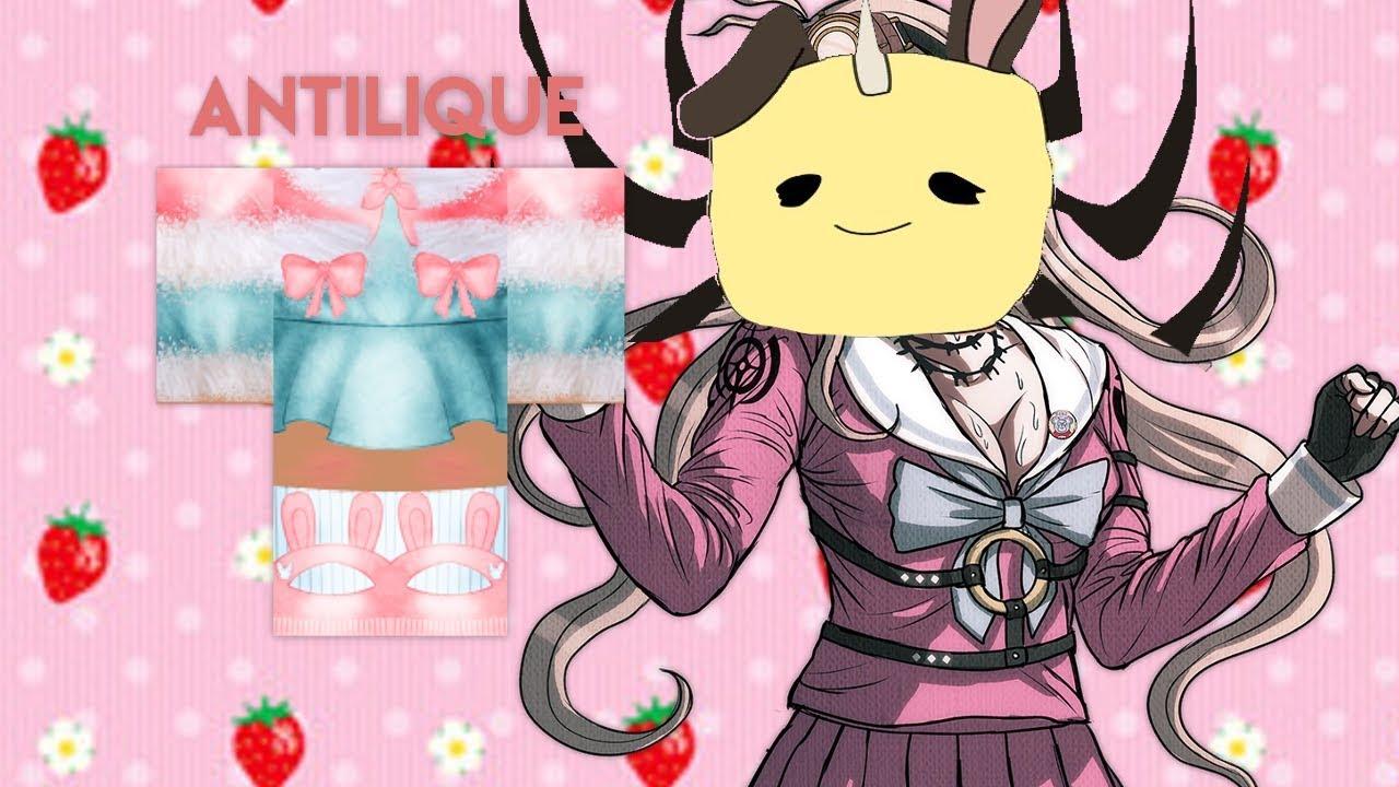 antilique speed design kawaii bunny girl roblox youtube