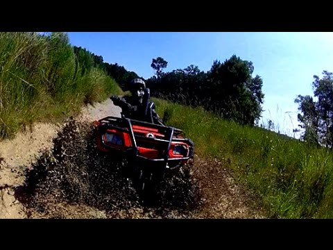 Fisher's ATV World - Creek Bottom ATV Park, GA (FULL)
