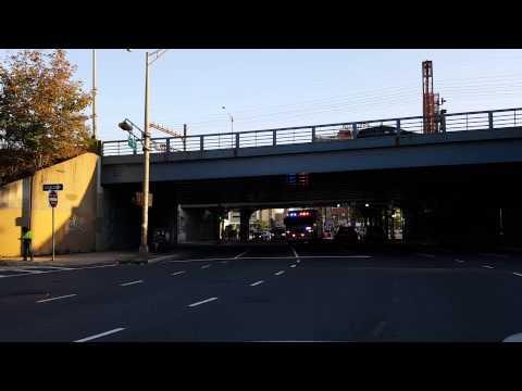 SUPER RARE NJ TRANSIT POLICE RESCUE RESPONDING 9-17-15