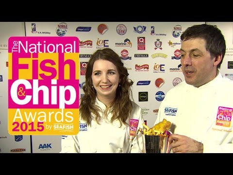 Winner - Independent Takeaway Fish And Chip Shop Award 2015