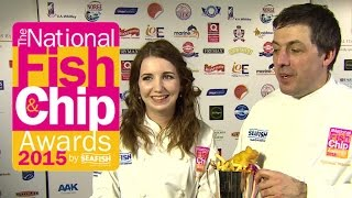 winner independent takeaway fish and chip shop award 2015