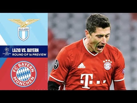 Lazio vs. Bayern Munich | Round of 16 Preview | UCL on CBS Sports