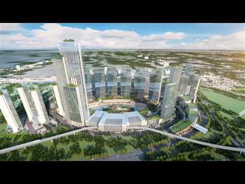 Superblok kota masa depan di Karawang