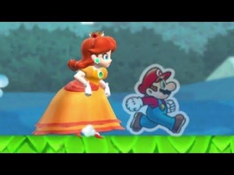 Super Mario Run - Daisy Gameplay (Toad Rally)