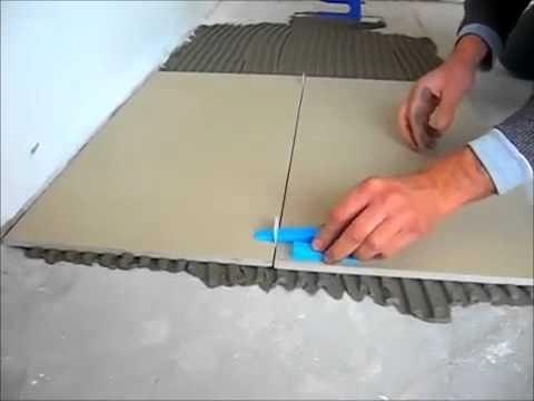 Nivelador Para Porcelanato Y Revestimientos Ceramicos