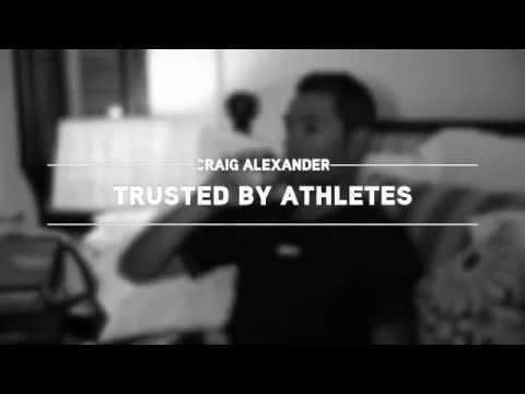 "3X IRONMAN World Champion Craig ""Crowie"" Alexander's Chocolate Milk Story"
