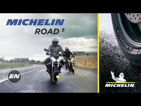 hqdefault - Conheça o novo Pneu Michelin Road 5