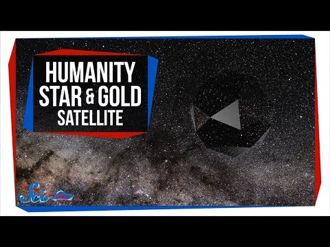 Earth Has a New, Orbiting Disco Ball!