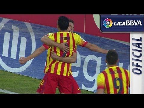 Resumen de Getafe CF (2-5) FC Barcelona - HD