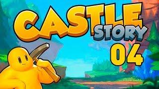 ЛАЗЕРНОЕ ШОУ РУЛИТ! - ЗАВОЕВАНИЕ - #4 Castle Story 1.1