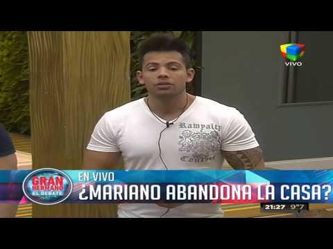 Y al final, Mariano decidió que seguirá en la Casa