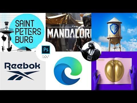Дизайн-обзор 31.0 / Логотип Санкт-Петербурга, Мандалорец, Warner Bros., Reebok, Netherlands
