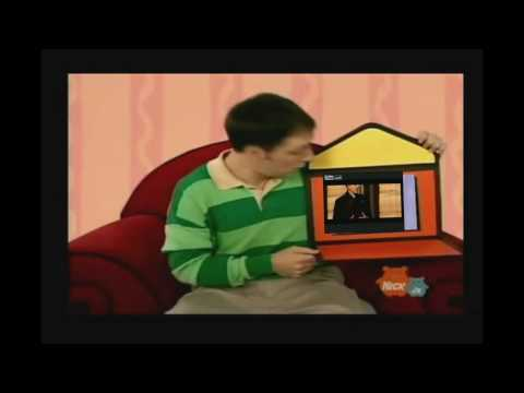 YTP - Steve From Blues Clues Gets Obama Rolled