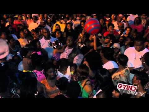 Dj Cleve City Block Party-GrindNShinetv