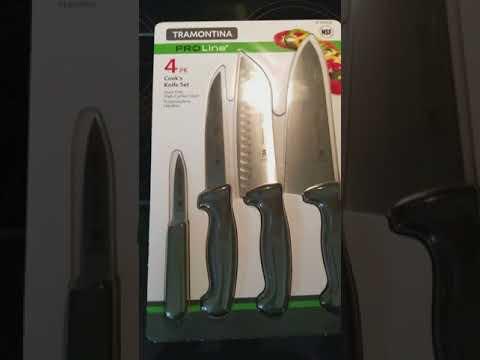 Costco Best buy - Tramontina kitchen knife set
