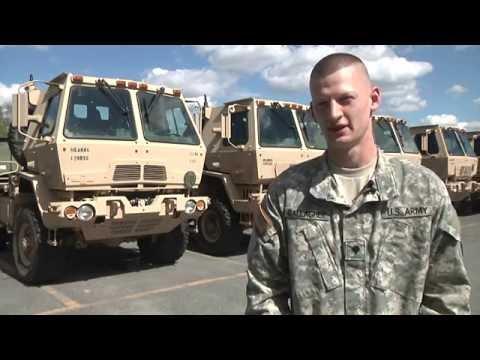 Maine Army National Guard, 1136th Transportation Company