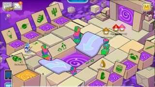 Club Penguin - April Fools Party 2012