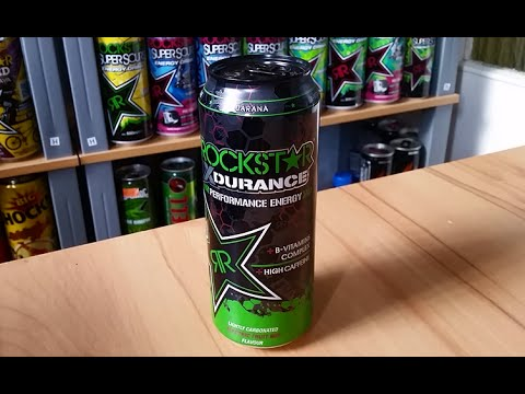 Let´s Drink: ROCKSTAR XDURANCE ELECTRIC FRUIT MIX (UK)