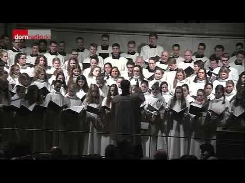 Christmette Kölner Dom 2013: Transeamus usque Bethlehem
