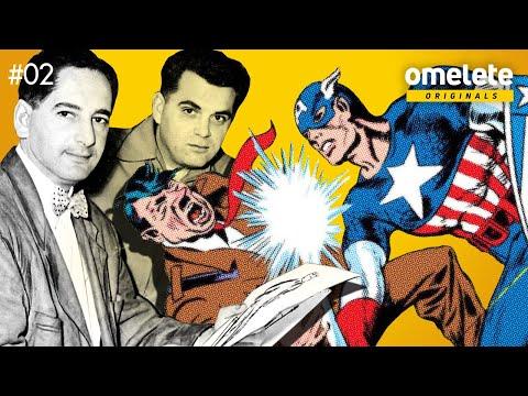 capitÃo-amÉrica-contra-o-nazismo-|-era-de-ouro