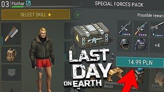 JAK PRZEŻYĆ APOKALIPSĘ ZOMBIE? | Last Day on Earth: Survival #1 PL