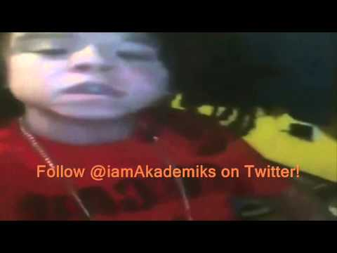 White Kid Swears He's Down with Chief Keef's Glo Gang