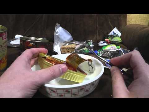 Estonian Military Ration | Ashens