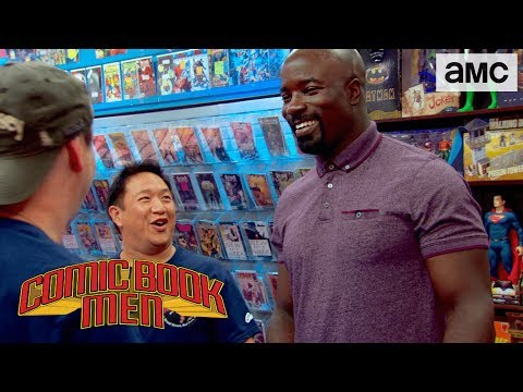 'Luke Cage Himself' ft. Mike Colter Talked About  Ep. 709  Comic Book Men