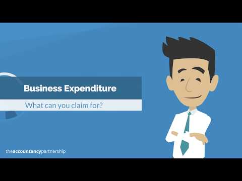 What business expenses can you claim for? - The Accountancy Partnership