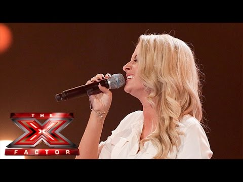 Chloe Paige sings Amazing Grace – a capella! | The 6 Chair Challenge | The X Factor UK 2015