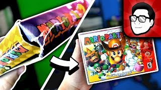 How to Restore Old Game Boxes to their Former Glory! [DIY] | Nintendrew