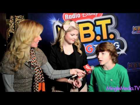 Jake Short  Steie Scott at Radio Disney's Season 4